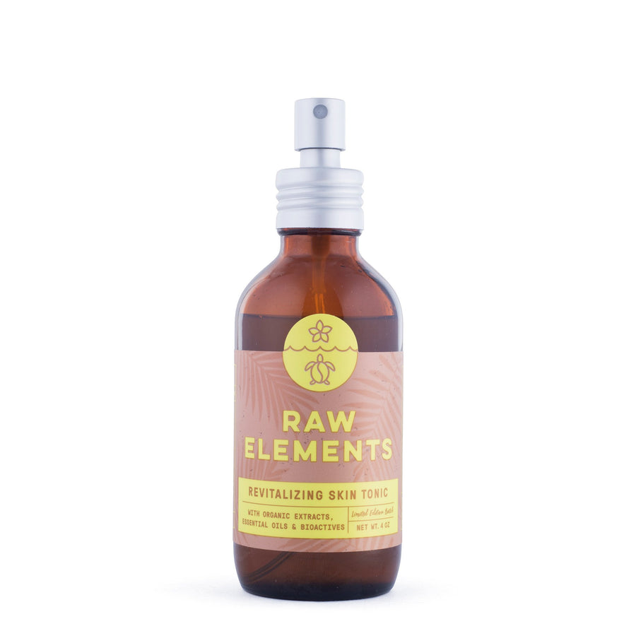 Raw Elements Revitalizing Skin Tonic - shaymartian
