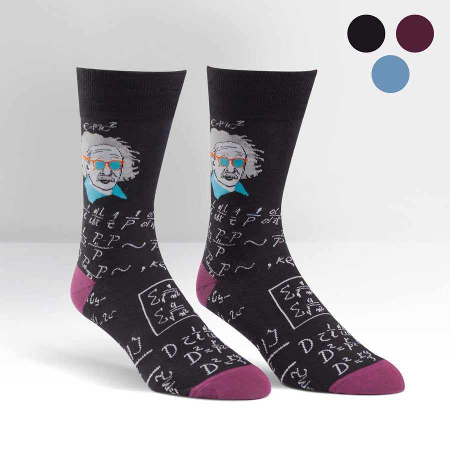Sock it to me Men's Crew: Relatively Cool