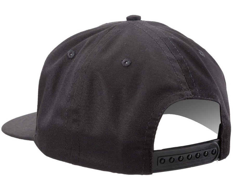 Body Glove Swingin Wide Black Trucker Cap - shaymartian