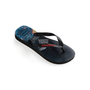 Havaianas Top Game of Thrones Black - shaymartian