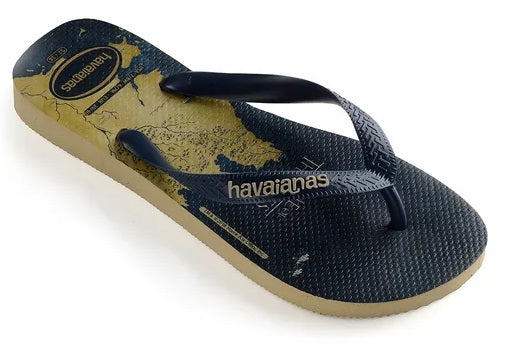 Havaianas Top Game of Thrones Sand Grey - shaymartian