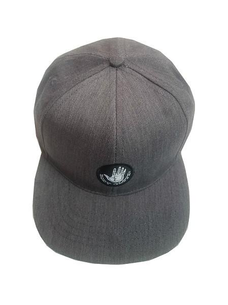 Body Glove Swingin Wide Gray Trucker Cap