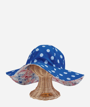 SAN DIEGO Kids Hat CTK4157-Dot Print-5-7 years