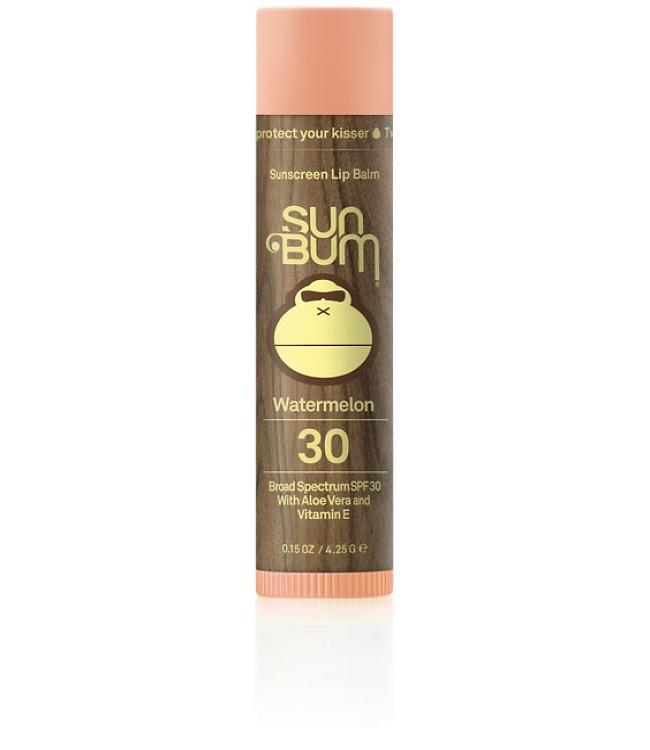 Sun Bum Watermelon Lip Balm - shaymartian