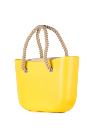 Mavele Yellow Beach Bag - shaymartian