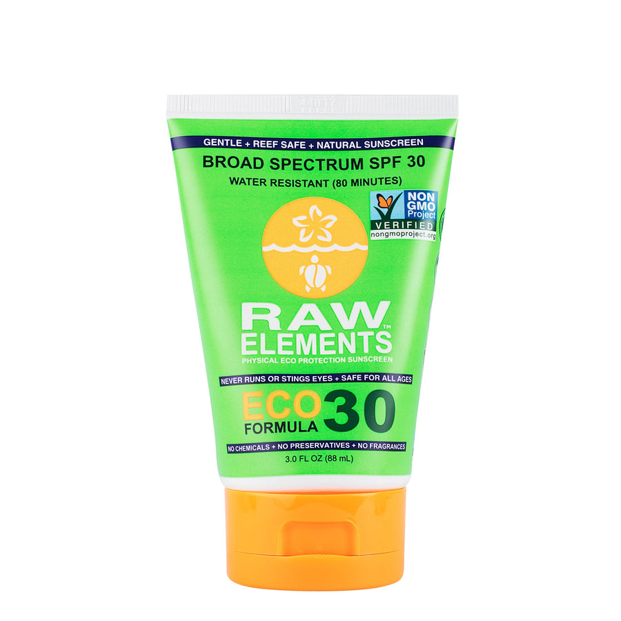 Raw Elements ECO FORMULA 30+ TUBE - shaymartian