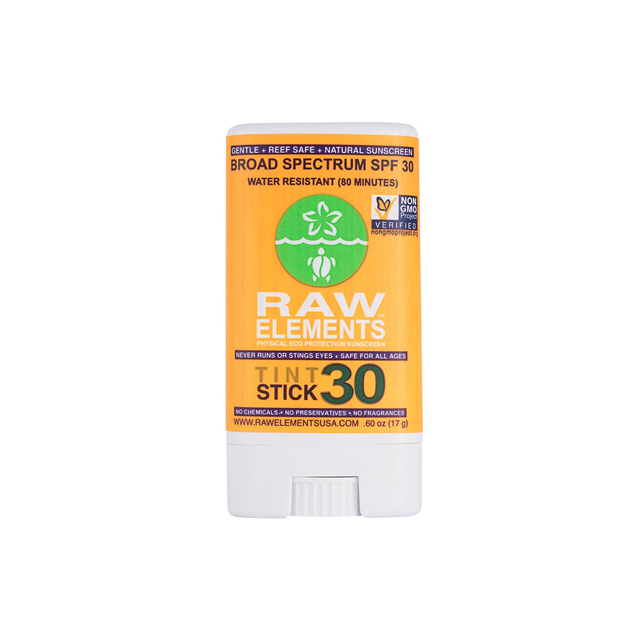 Raw Elements ECO TINT STICK 30+