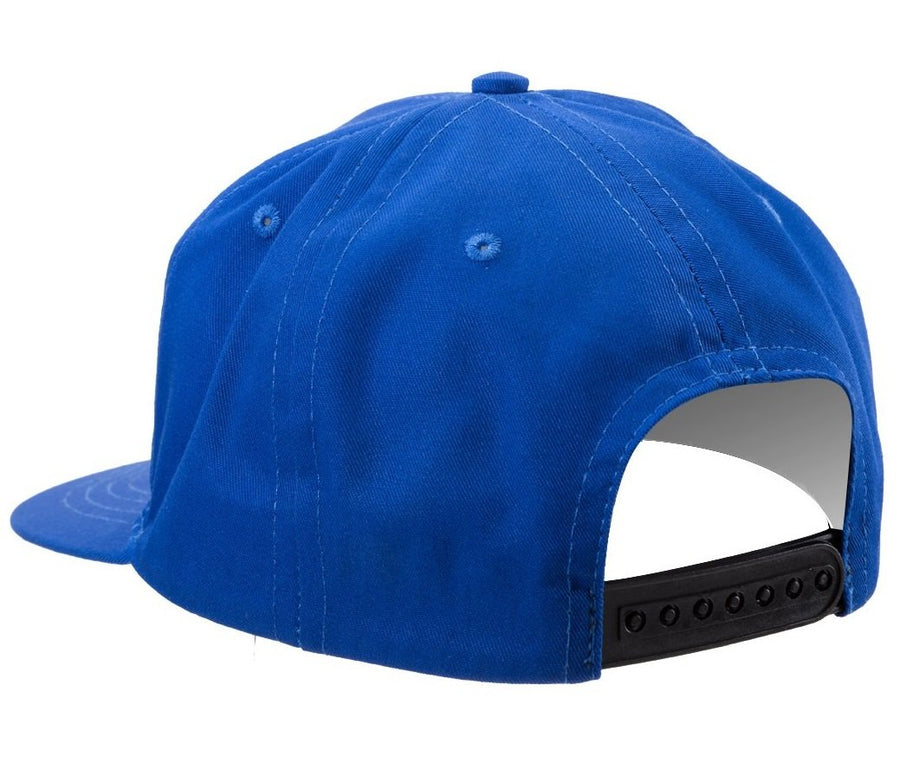 Body Glove Swingin Wide Blue Trucker Cap - shaymartian
