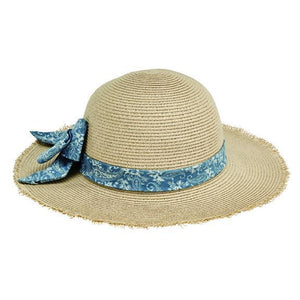 SAN DIEGO Kids  Hat PBK6527-Natural-5-7 years