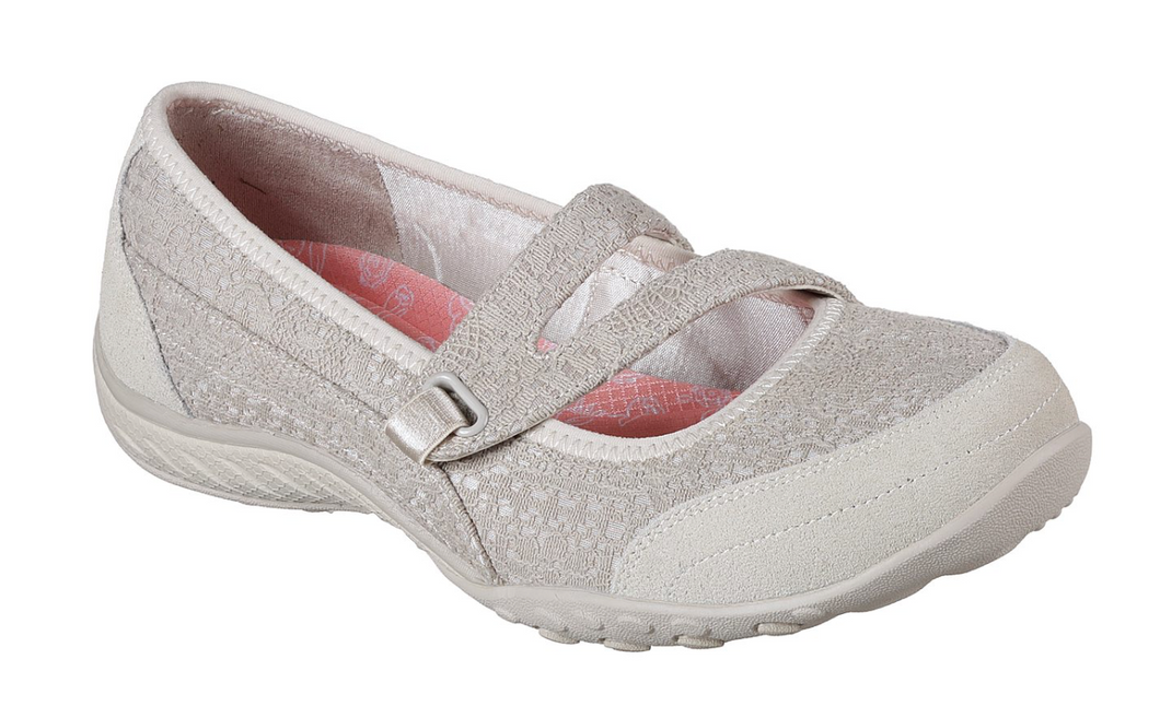 SKECHERS RELAXED FIT: BREATHE EASY - PRETTY SWAGGER