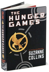 Hunger Games Book Cover