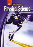 Georgia Holt Physical Science Cover