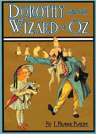 Dorothy and the Wizard in Oz Cover
