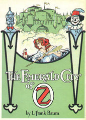 The Emerald City of Oz Cover