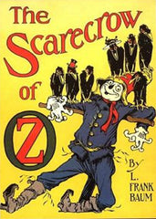 The Scarecrow of Oz Cover