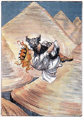 The Lost Princess of Oz Illustration
