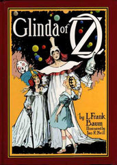 Glinda of Oz Cover