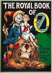 The Royal Book of Oz Cover