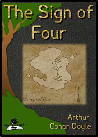 The Sign of Four Cover