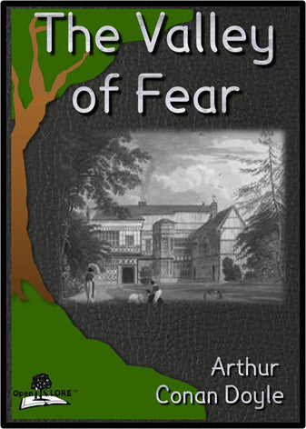 The Valley of Fear Cover