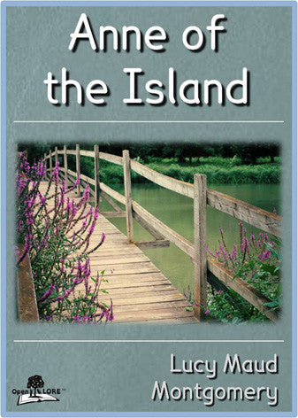 Anne of the Island Cover