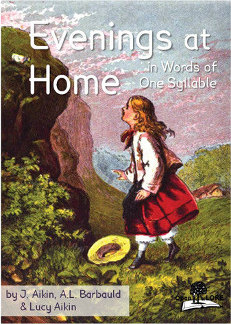 Evenings at Home in Words of One Syllable Cover