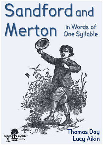 Sandford and Merton in Words of One Syllable Cover
