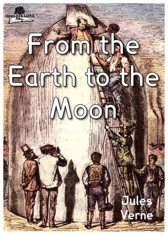 From Earth to the Moon Cover