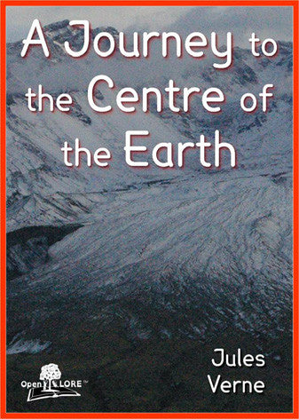 A Journey to the Centre of the Earth Cover