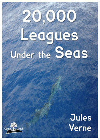 20,000 Leagues Under the Seas Cover