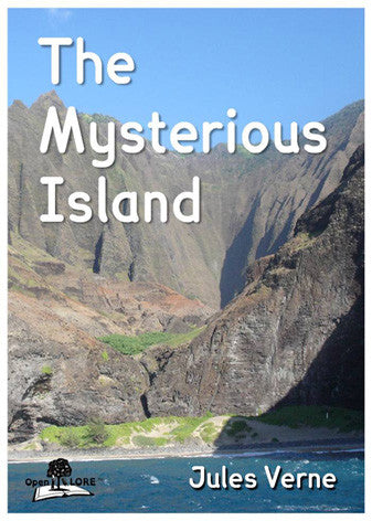 The Mysterious Island Cover