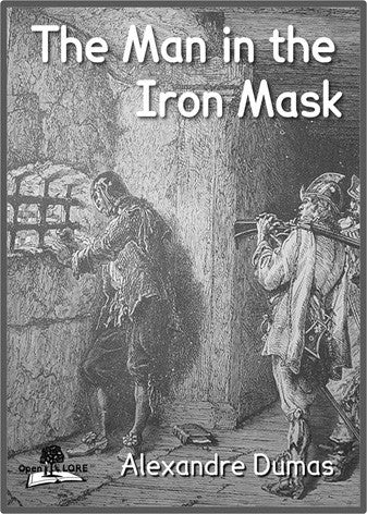 The Man in the Iron Mask Cover