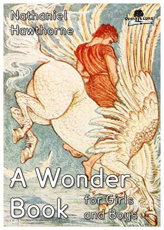 A Wonder Book for Girls and Boys Cover