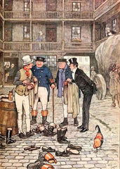 The Pickwick Papers Illustration