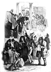 Nicholas Nickleby Illustration
