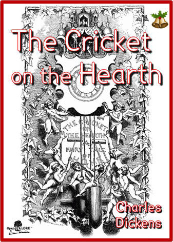 The Cricket on the Hearth Cover