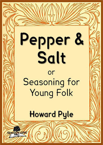 Pepper and Salt Cover
