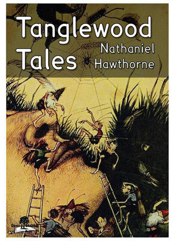 Tanglewood Tales Cover