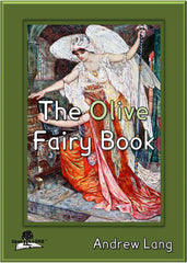 The Olive Fairy Book Cover