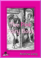 The Pink Fairy Book Cover