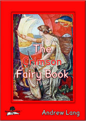 The Crimson Fairy Book Cover