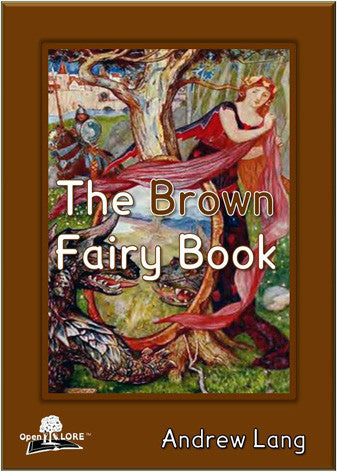 The Brown Fairy Book Cover