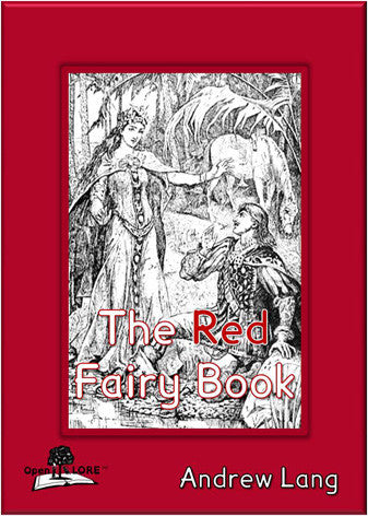 The Red Fairy Book Cover