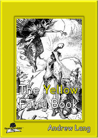 The Yellow Fairy Book Cover