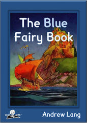 The Blue Fairy Book Cover