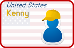 Kenny (US English)