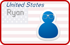 Ryan (US English)