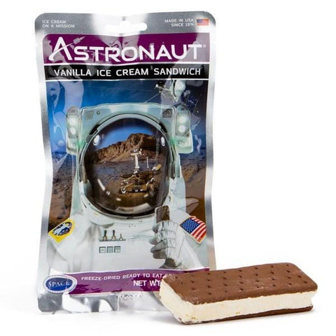 Astronaut Ice Cream (Cookies & Cream Sandwich)