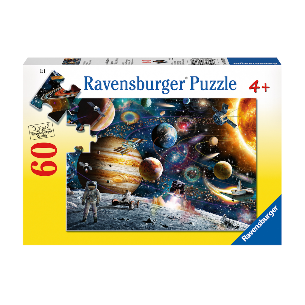 R - Outer Space - 60pc (09615)