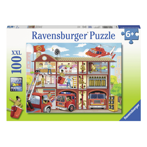 R - Firehouse Frenzy - 100pc (10404)